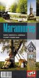 Harta Turistica a Judetului Maramures |
