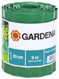 Cumpara ieftin Separator gazon verde Gardena, 20 cm