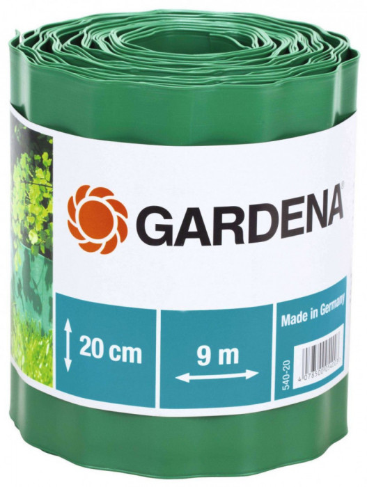 Separator gazon verde Gardena, 20 cm