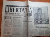 Ziarul libertatea 12 octombrie 1990-art despre robert de niro