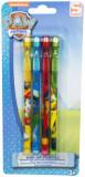 Set creioane mecanice 4 buc Paw Patrol