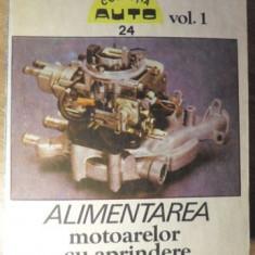 ALIMENTAREA MOTOARELOR CU APRINDERE PRIN SCANTEIE VOL.1 - M. STRATULAT, I. COPAE