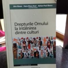 DREPTURILE OMULUI LA INTALNIREA DINTRE CULTURI - JORN RUSEN
