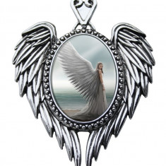 Pandantiv Enchanted Cameos - Îngerul păzitor