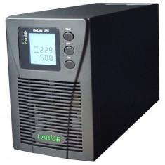 UPS LARICE Online Rack/tower 1000VA/900W, 2 x 9Ah (MP S RT2 1KVA)