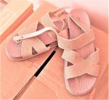 Sandale aurii marimea 41, disponibil toate marimile, Auriu