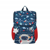GHIOZDAN MINI ERGONOMIC NEECHIPAT DIMENSIUNE 31X24X16CM MOTIV LITTLE TRAVELERS BOB THE ASTRONAUT