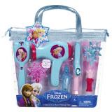 Set coafura Printese Disney Frozen, 34 x 30 cm, 3 ani+, Multicolor