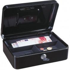 Caseta bani tip 3 negru