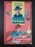 CUORE INIMA DE COPIL - Edmondo de Amicis (Bibliografie scolara)