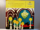 Tschaikowsky – Concert for Piano no 1 (1958/Polydor/RFG) - VINIL/Impecabil, Deutsche Grammophon