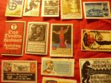 Set 17 Vignete f.vechi 1896-1939 pt.Targuri si Expozitii : Germania , Austria ,F, Stampilat