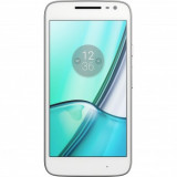 Telefon mobil Motorola Moto G4 Play, Single Sim, 16GB, 4G, White