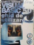 VISUAL BASIC 5.0 GHID DE UTILIZARE-SANDOR KOVACS