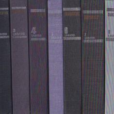 SHAKESPEARE - OPERE COMPLETE VOLUMELE 1, 2, 3, 4, 5, 6, 7, 8 ( VEZI DESCRIERE )