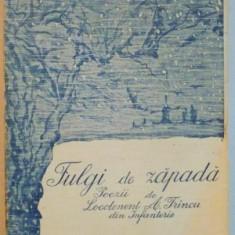 FULGI DE ZAPADA de A. TRINCU , 1915