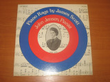 John Jensen-Piano Rags by James Scott (LP,vinil,vinyl)