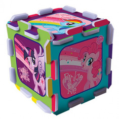 Covor de joaca puzzle spuma My Little Pony, Trefl