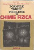 Formule, tabele, probleme de chimie si fizica - Gavril Niac