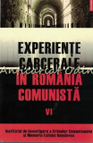 Cumpara ieftin Experiente Carcerale In Romania Comunista VI - Andrei Lascu, Alexandru Matei