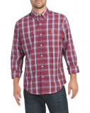Cumpara ieftin Camasa US Polo Assn., marimea XL, Classic Fit Peached Poplin Multi Plaid Woven Shirt