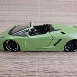 Macheta Lamborghini Gallardo Spider (2005) 1:32 Bburago