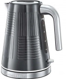 Fierbator apa Russell Hobbs Geo Steel 25240-70, 2400 W, 1.7 L, Fierbere rapida (Gri)