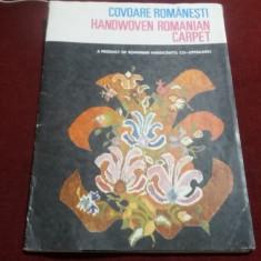 COVOARE ROMANESTI UCECOM 40 PLANSE