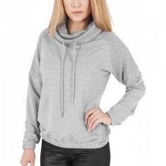 Bluza cu guler inalt femei Urban Classics XL EU