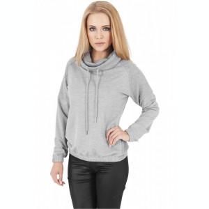 Bluza cu guler inalt femei Urban Classics XS EU