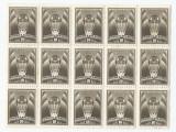 *Romania, LP VII.4a/1936, Pilot - Fondul aviatiei, bloc, MNH, Nestampilat