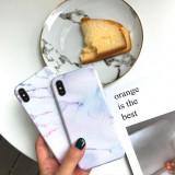 Carcasa pentru iPhone, moale, marmorata