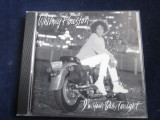 Whitney Houston - I'm Your Baby Tonight _ cd,album _ Arista ( 1990, UK )