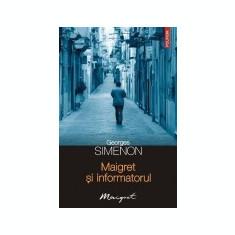 Maigret, vol. 53 -Maigret si informatorul