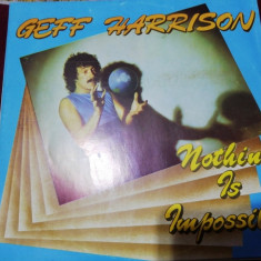 Cumpara ieftin DISC VINIL GEFF HARRISON - NOTHING IS IMPOSSIBLE