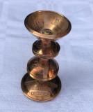 Miniatura formata din sase monede ORE suedeze