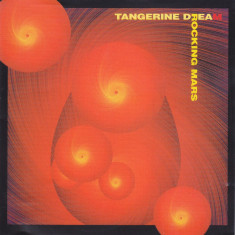 CD Electronic: Tangerine Dream - Rocking Mars ( 2 CD - 2005 )