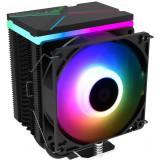 Cumpara ieftin Cooler CPU ID-Cooling SE-914-XT ARGB, Ventilator 92mm, Iluminare LED RGB
