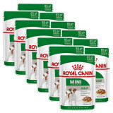 Cumpara ieftin Pouch Royal Canin Mini Adult 12 x 85 g