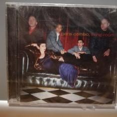 Paris Combo - Living Room (1999/Universal/Germany) - ORIGINAL/ stare: Nou