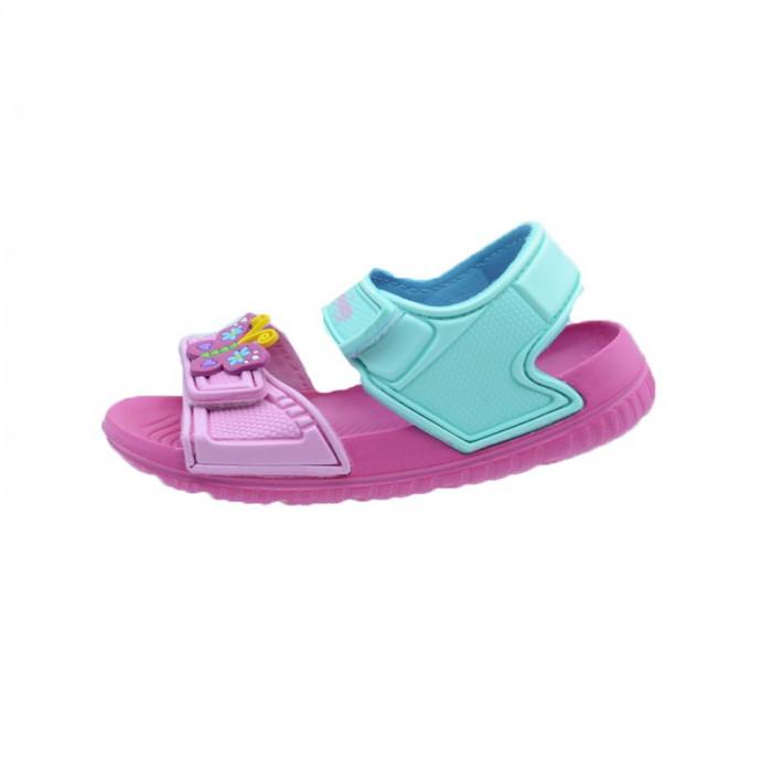 Sandale fetite EVA American Club NH16/19R, Multicolor