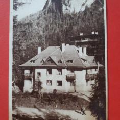 CARTE POSTALA LACUL ROSU Ghilcos Caminul CGM × RPR 1953