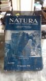 REVISTA NATURA NR.9/1940