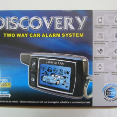 Alarma Discovery cu pager AS 510F ManiaCars