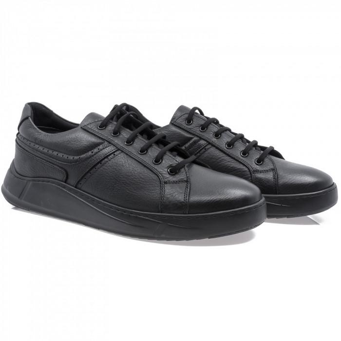 Pantofi barbati din piele naturala Caspian CAS-873-N