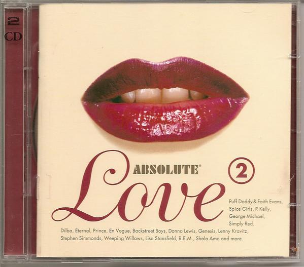 CD - Various – Absolute Love 2