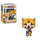 Figurina Pop Aggretsuko With Chainsaw Vinyl