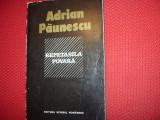 ADRIAN  PAUNESCU  -  REPETABILA  POVARA  ( 1974, editia princeps )  *
