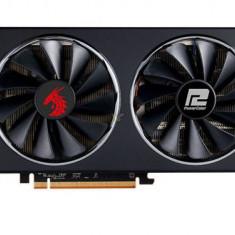 Placa video PowerColor Radeon RX 5600 XT Red Dragon OC 6GB, GDDR6, 192-bit