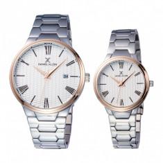 Set ceasuri pentru dama si barbati, Daniel Klein Pair, DK11916-3